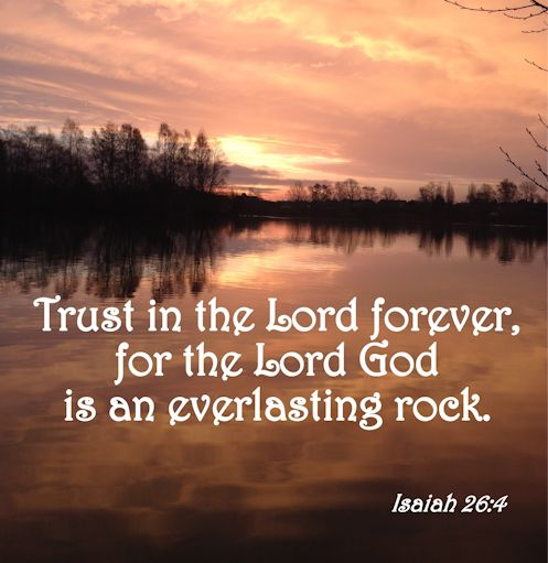 [Photo of Scripture verse]