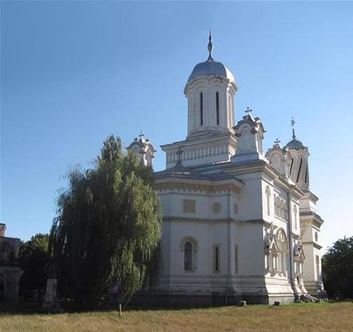 [Photo of a church]